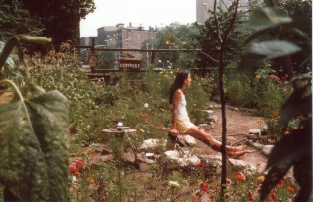Liz Christy_Community Garden_New YorkTęDonald Loggins_w